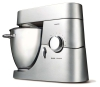 Kenwood KM 020 - Küchenmaschine Titanium Major 1500 W Titan/silber Profi K Haken 3 teiliges Patisserieset GlasMixaufsatz - Testsieger Testmagazin (01/2012) - 1